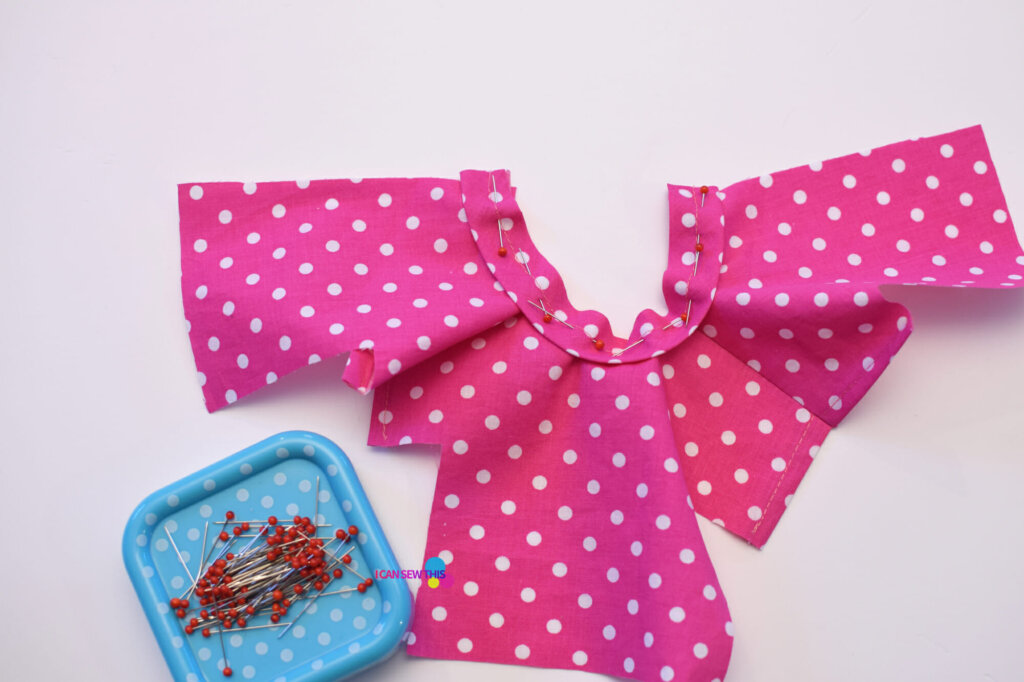 free sewing pattern doll top
