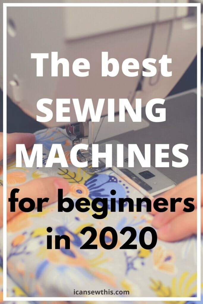 The best sewing machines for beginners in 2020