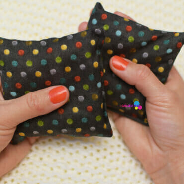 How to make reusable hand warmers