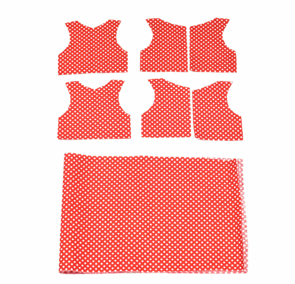 Easy Paola Reina doll dress (+free PDF pattern)