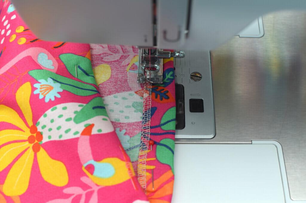 hem, sewing machine