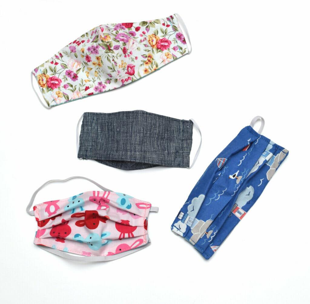 free kids face masks sewing patterns