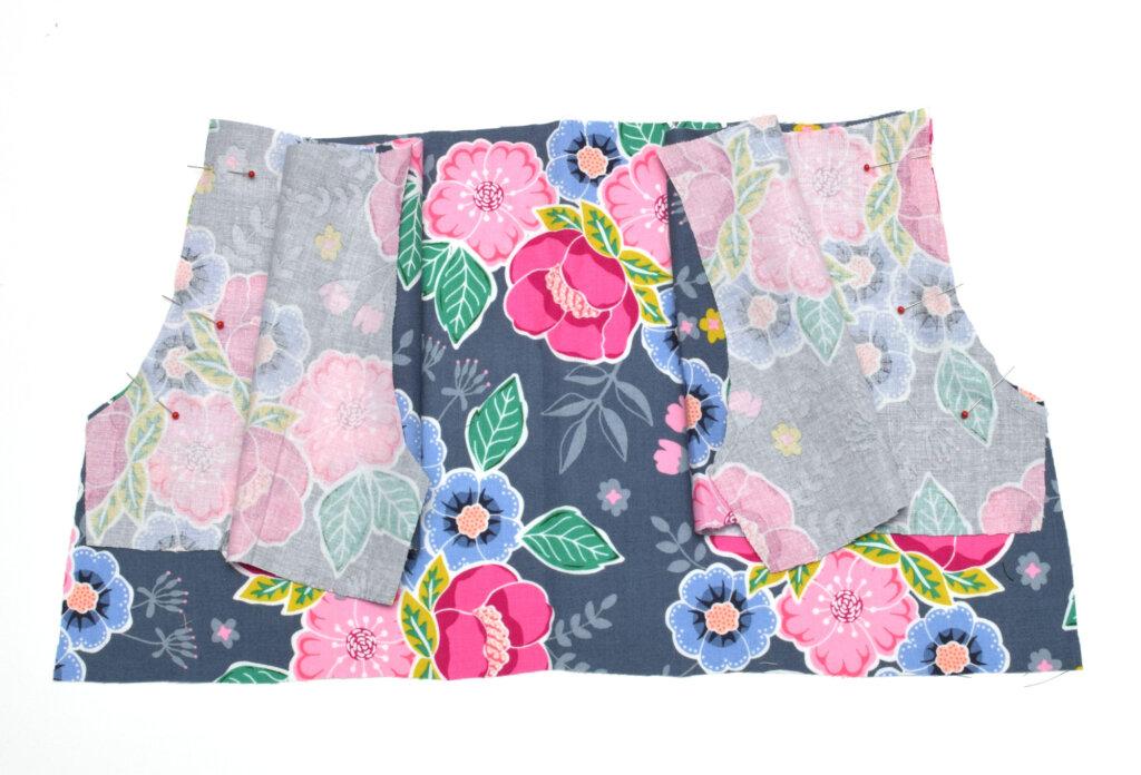 peasant top pattern DIY sewing