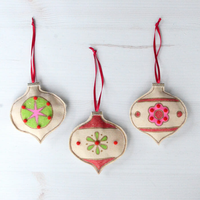 Keepsake Christmas Ornaments