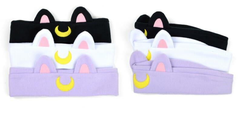 Moon Kitty Headband