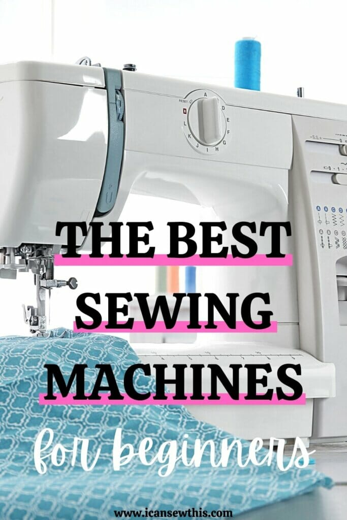The best sewing machines for beginners in 2021