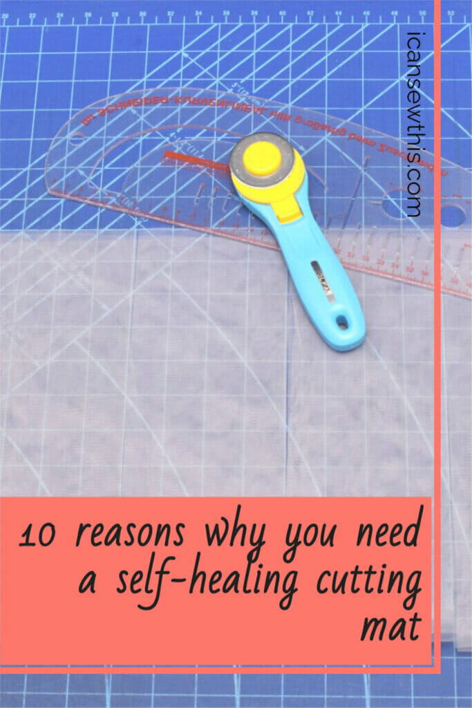 10 reasons why you need a self-healing cutting mat
