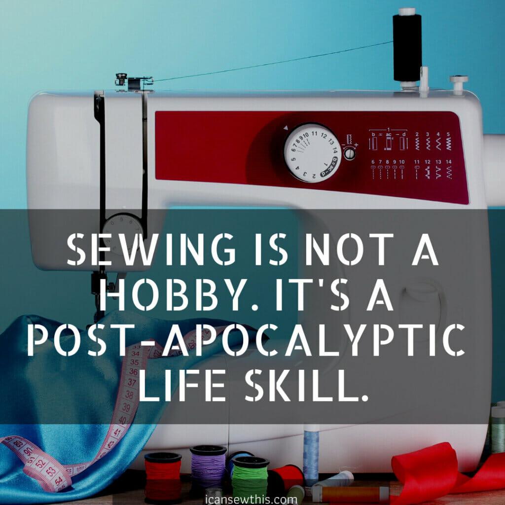 post-apocalyptic life skill